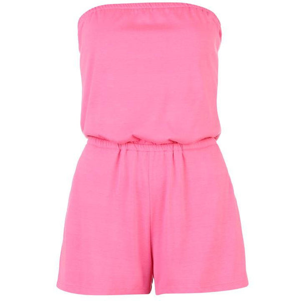 Miso Tie Back Playsuit