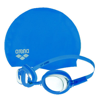 Arena Pool Kids Set - Blue