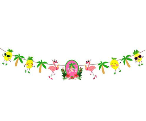 Hawaiian Summer Love Garland