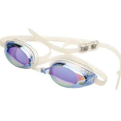 Finis Lightning Mirror Goggles Blue