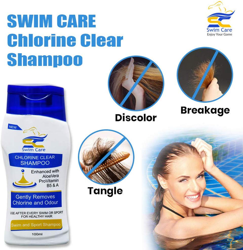 Swim Care Pre Swim & Post Swim Combo (Set of 5)