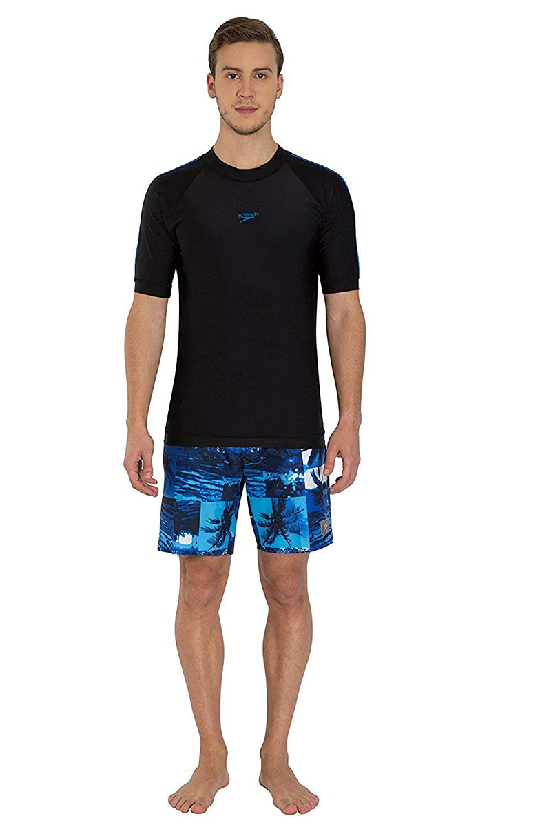 Speedo Mens Swim Rashguard