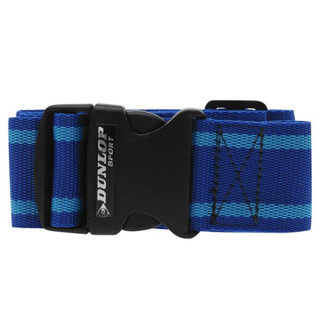 Dunlop Luggage Strap - Navy/Blue
