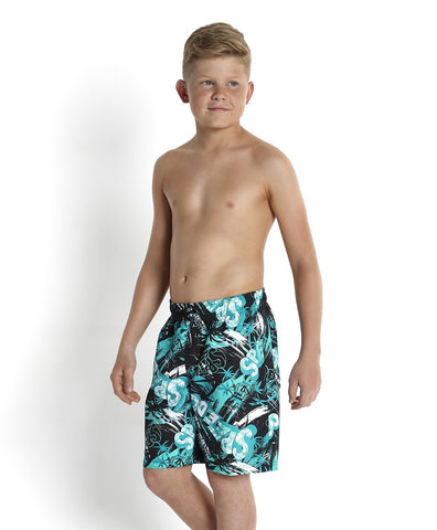 "Speedo Jumpin Fun Printed Leisure 17""Watershort"