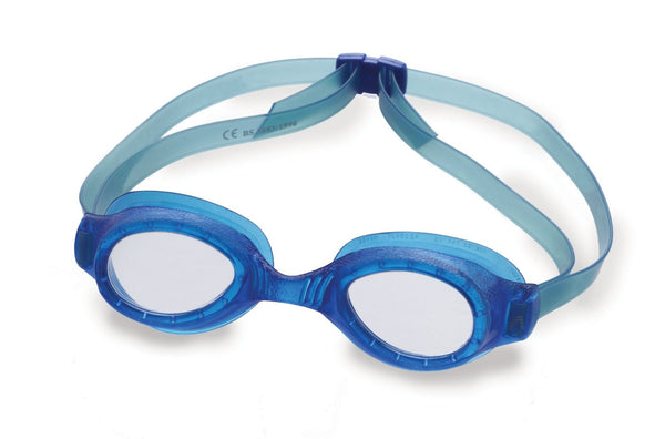 FINIS H2 Goggles Blue/Clear Kids