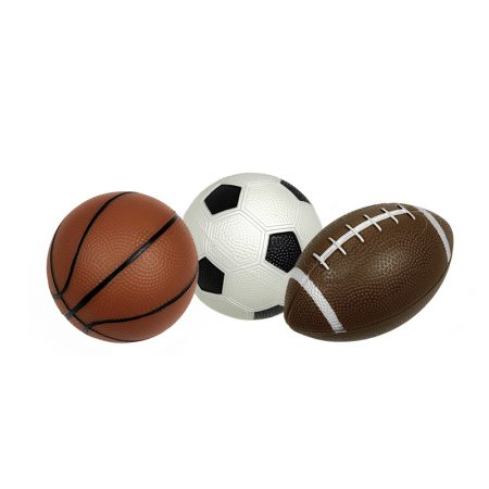 Pool Game Balls - 3pc pack