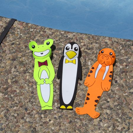 Animal Dive Bombs (Set Of 3)