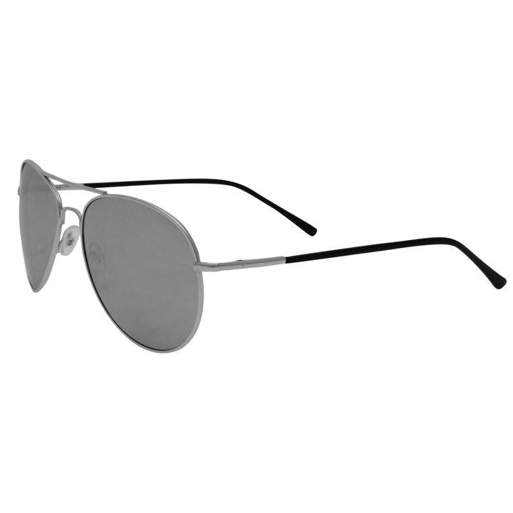 Rock Mirror Aviator Sunglasses