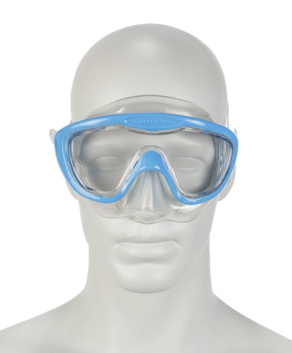 Speedo Glide Snorkel Set Jr