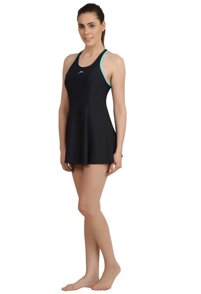 Speedo Racerback Swimdress (with Boyleg)