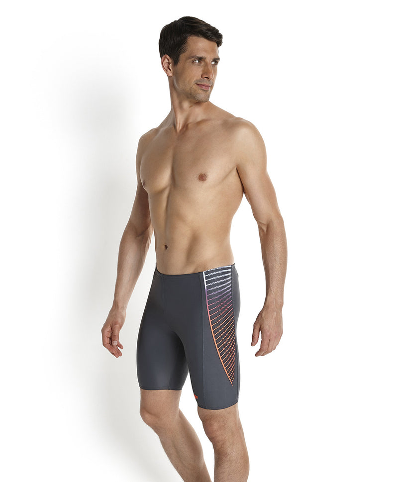 Speedo Color Blend Placement Panel Jammer