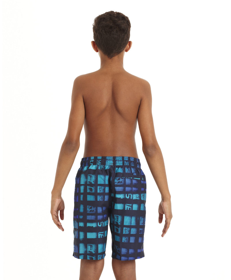 Speedo Wavereef Printed Check 17""