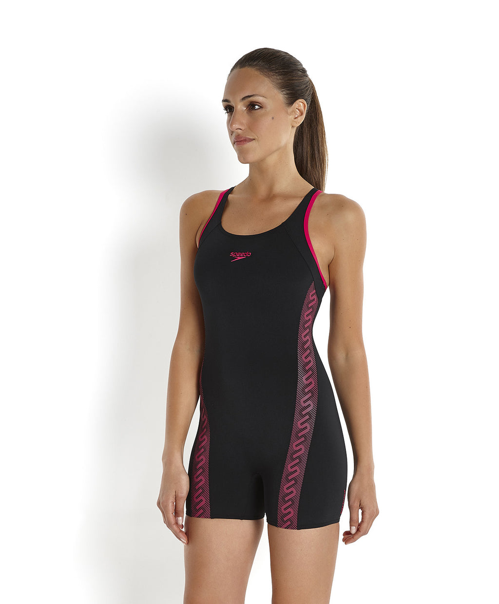 Speedo Monogram Legsuit