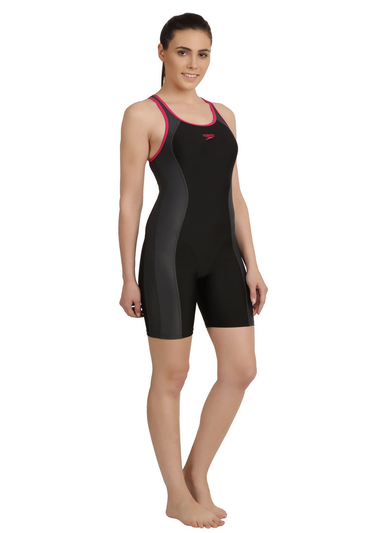 Speedo Essential Splice Muscleback Legsuit (Size 36 & 38 Only)