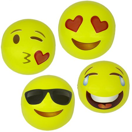 16″ Expressions Play Ball  (Set Of 4)
