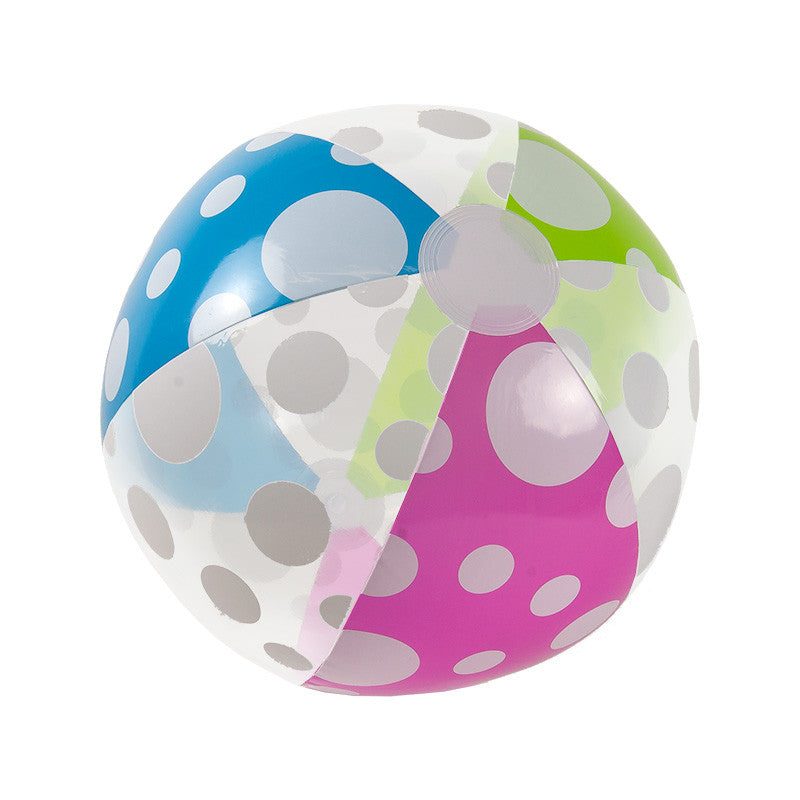 Polka Dot Play Ball 24""