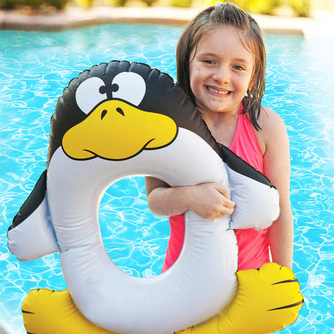 Penguin Swim Tube