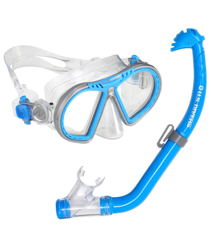 U.S. Divers Toucan PC Jr. Mask / Eco Dry Jr. Snorkel