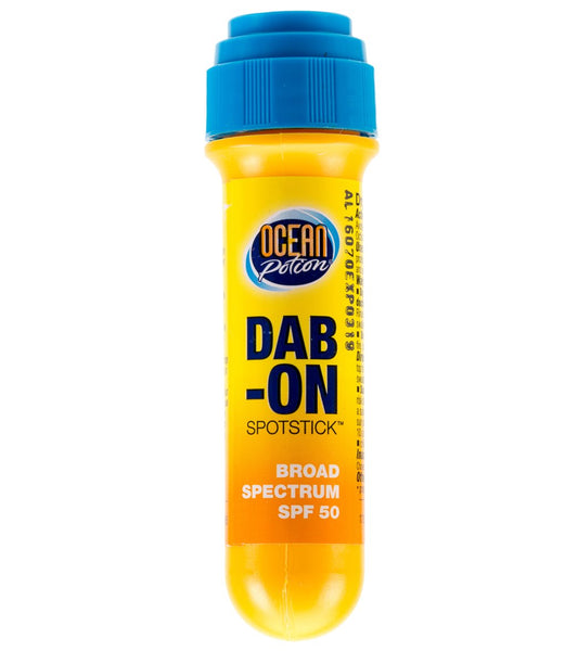 Ocean Potion Dab-On Sunscreen SpotStick SPF 50 .65oz