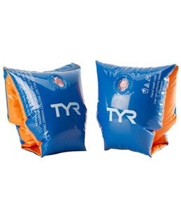 TYR Kids' Inflatable Arm Floats (15-30 kg)