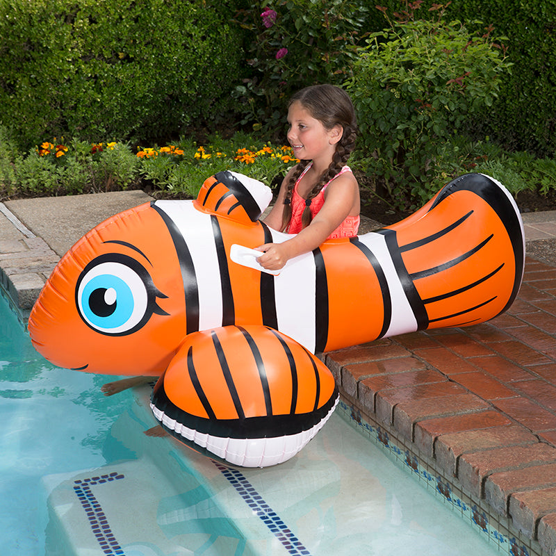 Clown Fish Rider