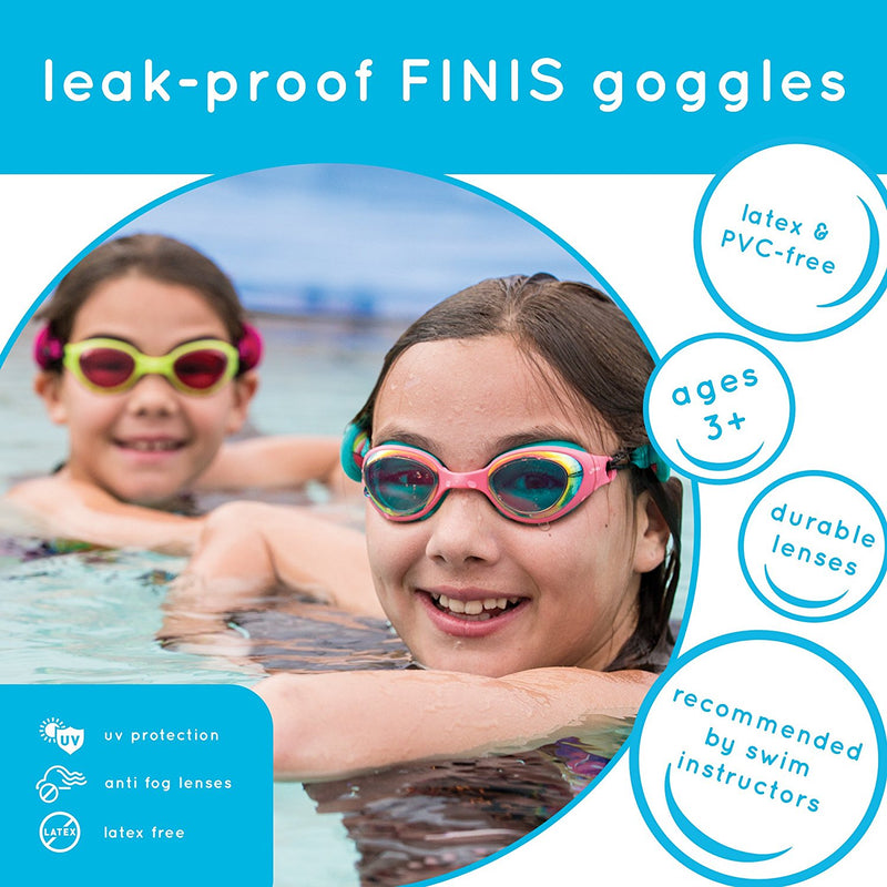 Frogglez® Scales Tinted Kids Goggles