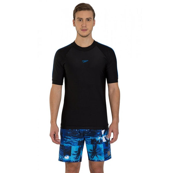 Speedo Mens Swim Rashguard (Size 38 Only)