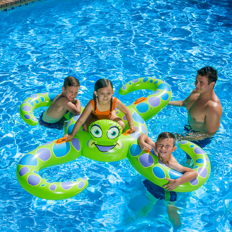The Beach Company India - Shop Pool Floats online - Shop Pool inflatables online - Pool Loungers - Octopus  Pool Float