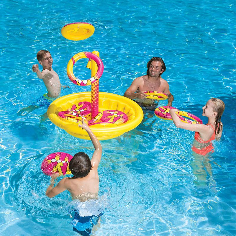 Water Disc & Golf Game