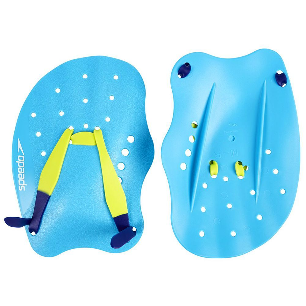Speedo Tech Paddles (2 Sizes) Adult/ Unisex