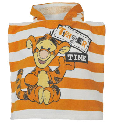 Tigger Towel Poncho (0-24 months)