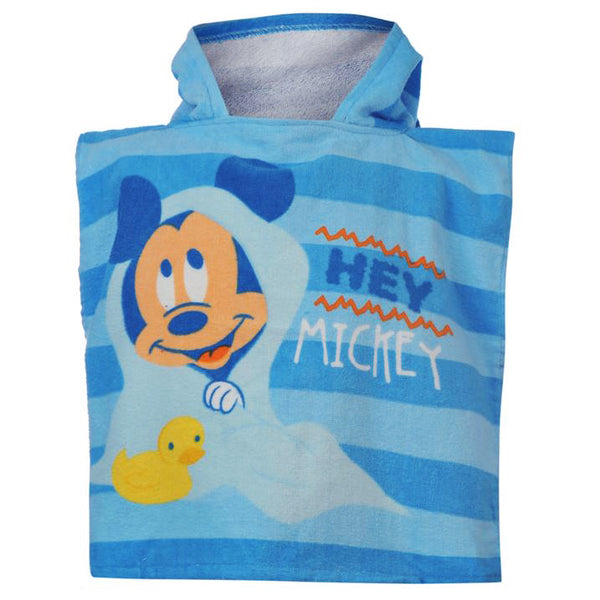 Mickey Towel Poncho (0-24 months)