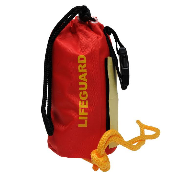 Red Safety Throw Bag