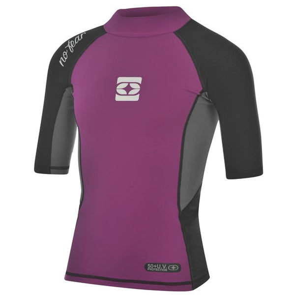 No Fear Girls Rash Vest (11-12 years)