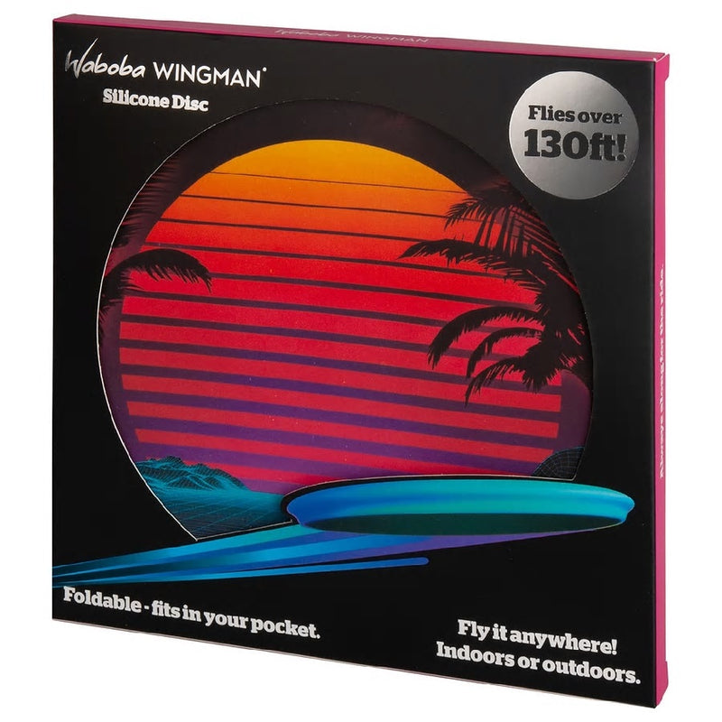 Wingman Flying Disc