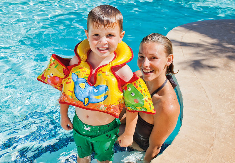 Learn To Swim - Vest/Armband Set