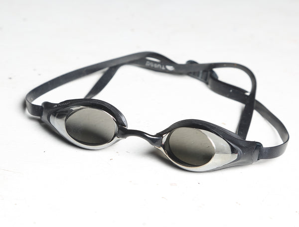 Turbo Barcelona Metal Goggles Black