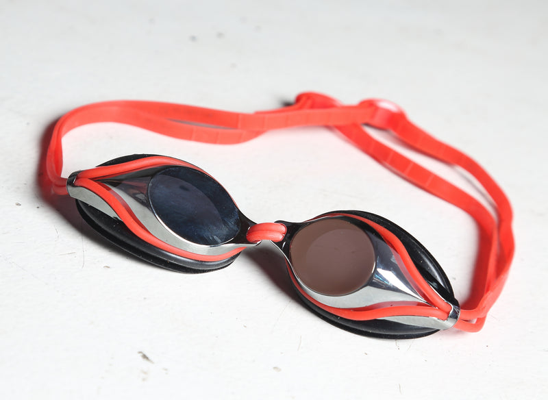 Turbo Split Mirror Goggles Red
