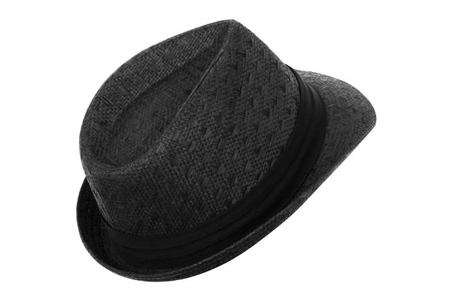 Men's Coloured Straw Hat