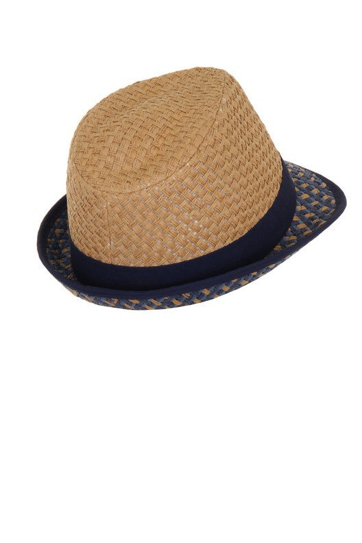 Men's 2-Tone Tribly Hat