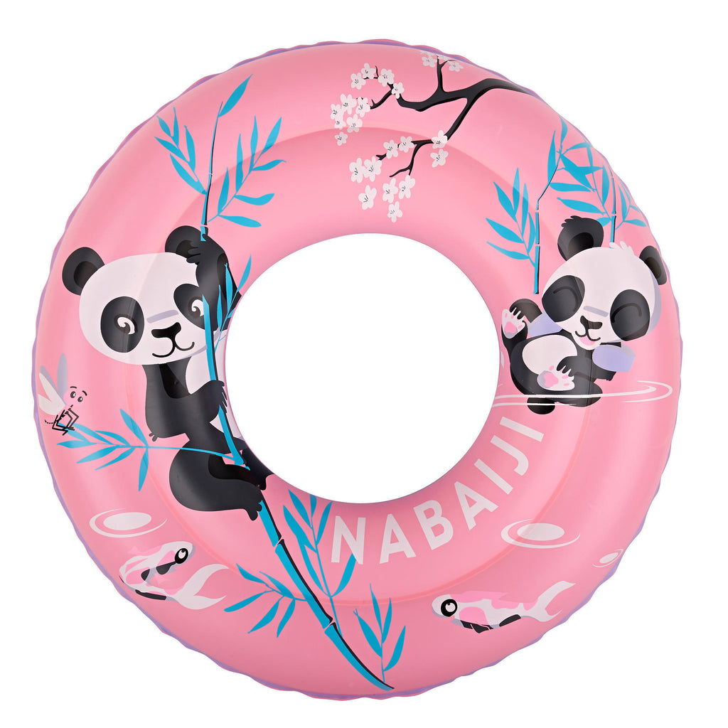 Swimming Ring Panda Pink Kids