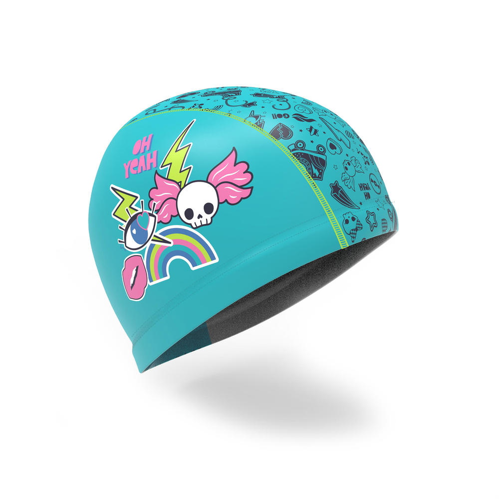 Oh Yeah! Kids Swim Cap