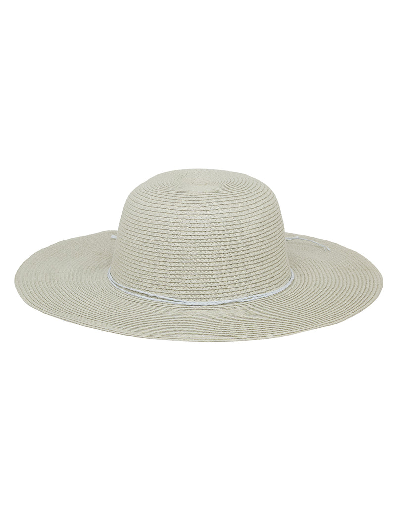 Solid Floppy Beach Hat
