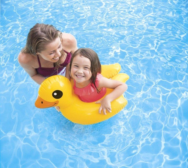Duck Split Swim Ring
