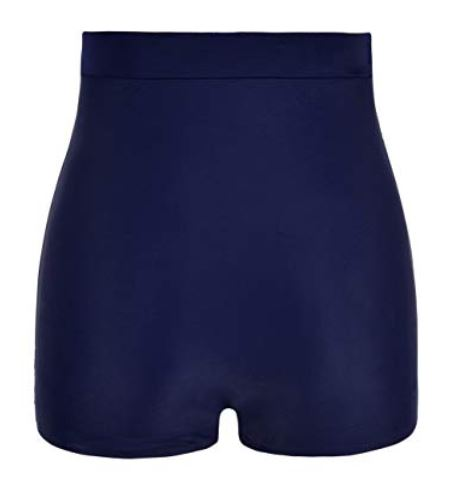 High Waisted Ruched Boyleg Shorts