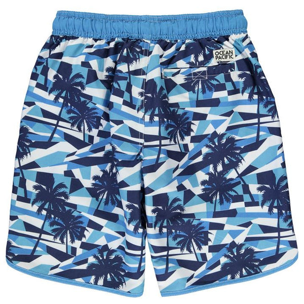 Ocean Pacific Geometric Shorts