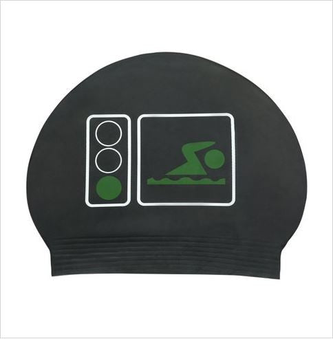 Sporti Latex Swim Cap Sr