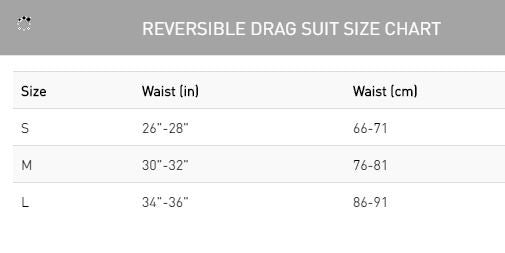 Reversible Drag Suit Unisex