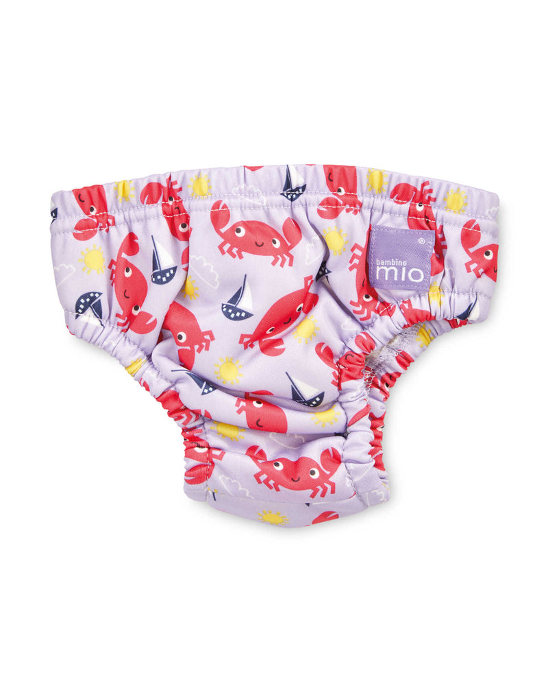 Crab Reusable Swim Nappies