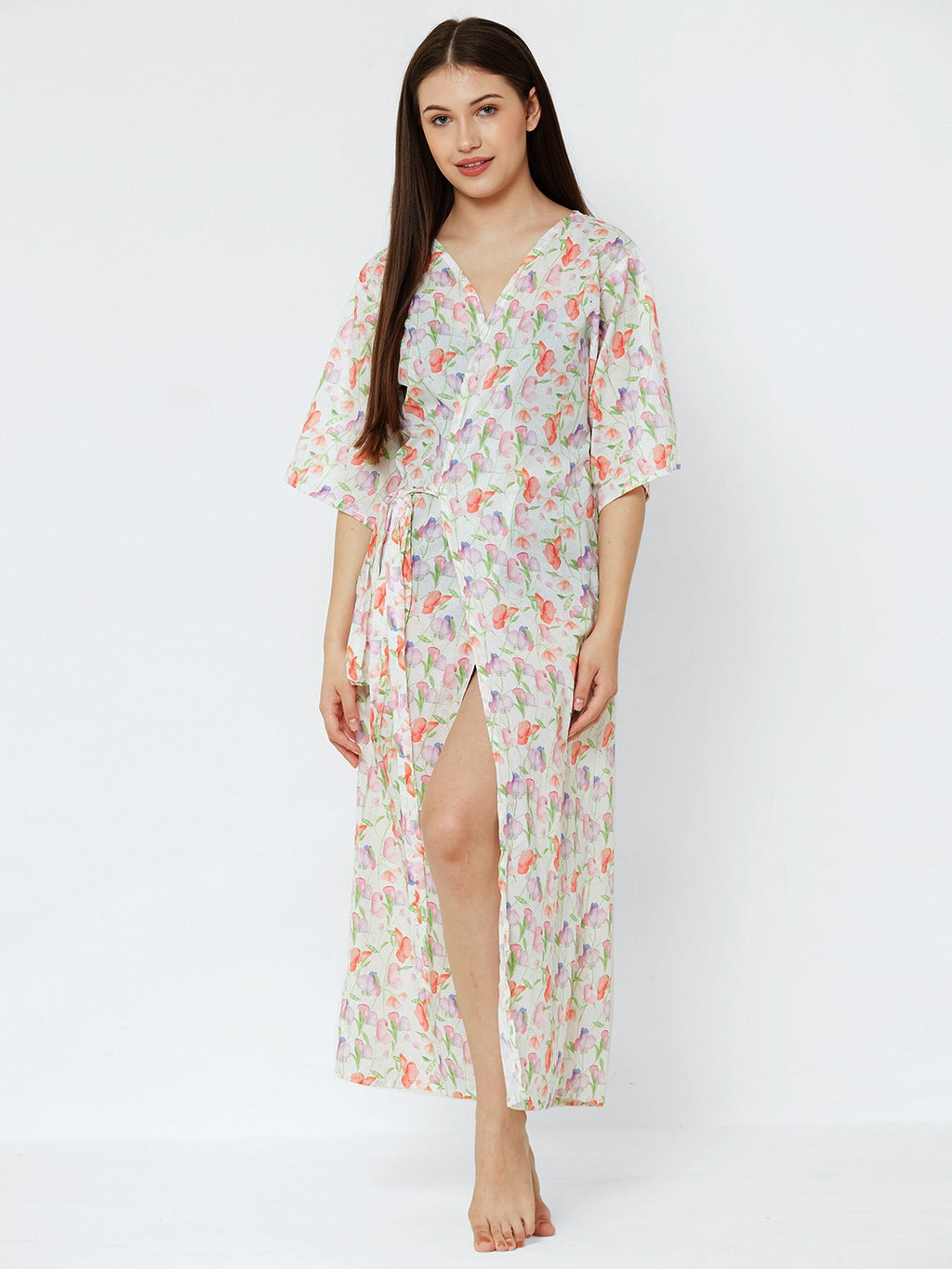 Munroe Island Wrap Dress